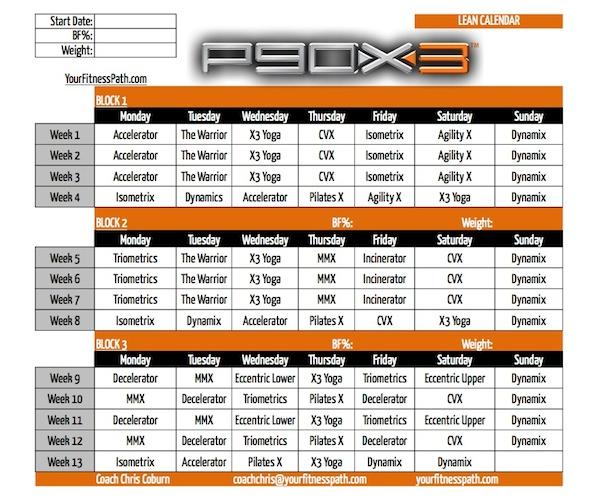 P90X3_Calendar_Lean-2