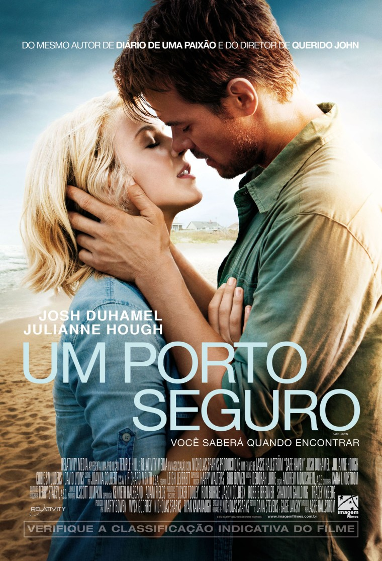 Poster Um Porto Seguro.indd