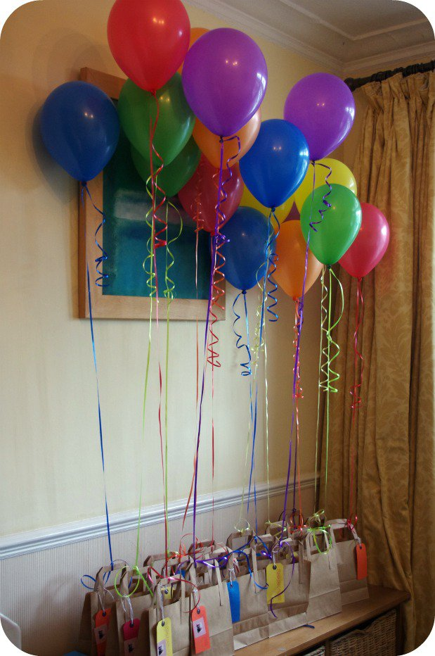 Ballons ideas 4